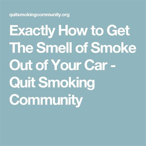 how to get the smell out of a room exactly how to get the smell of smoke out of your car upcomingcarshq