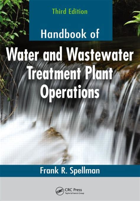 plant design and operations books handbook of water and wastewater treatment plant