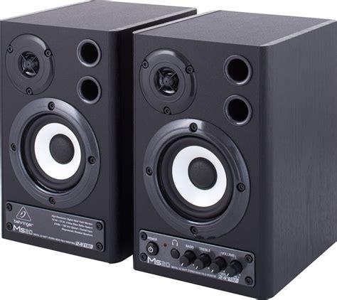 behringer ms20 multimedia speaker thomann uk