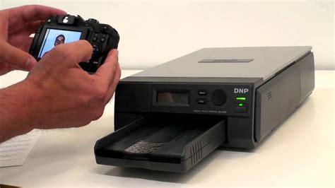 best photo printing dnp id400 passport photo printer overview