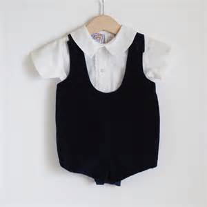 Vintage style baby boy outfit diy clothes amp sewing inspiration pi