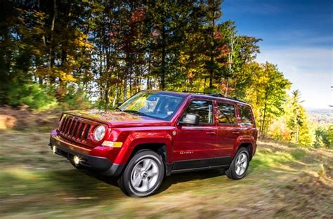 2014 Jeep Patriot Latitude Review 2014 Jeep Patriot Latitude Review By Dan Poler