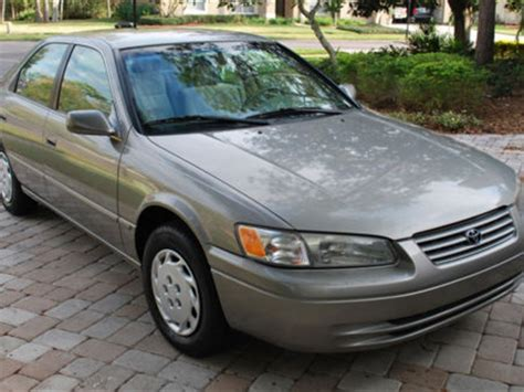 Used Toyota Camry For Sale By Owner Toyota Camry Le 1998 For Sale By Owner In Minneapolis