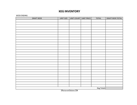 wine inventory template inventory template word hardware specialist sle resume