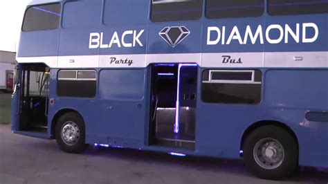 double decker party bus double decker party bus in okc youtube