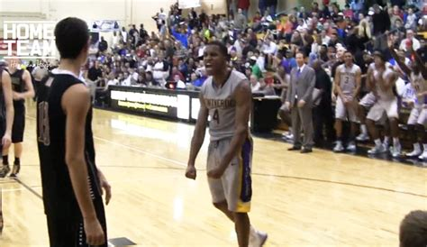 kasey hill is unstoppable at city of palms home team hoops