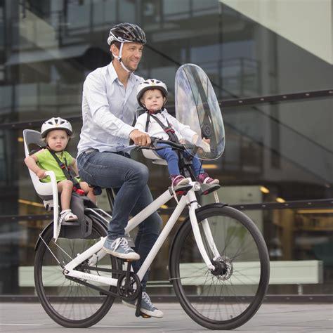 sillitas de bicicleta frontales  ninos ciclos esplendor