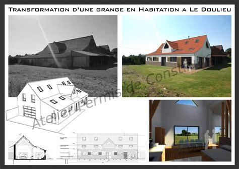 Transformation Grange En Habitation Permis De Construire by 2013