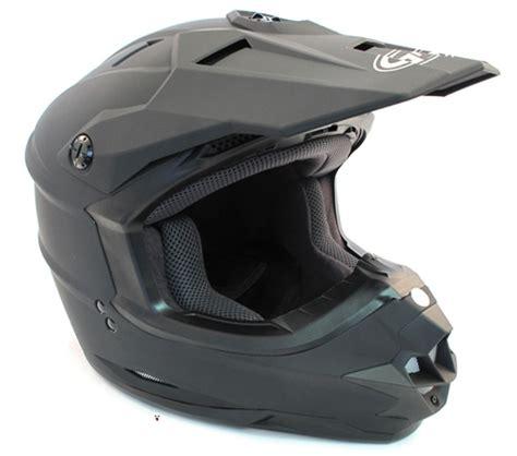 gmax motocross gmax gm76 flat black motocross helmet