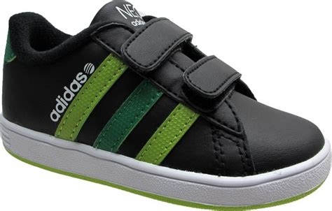 Adidas Neo Derby 4 adidas neo derby infant toddlers velcro black