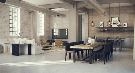 loft layout industrial lofts
