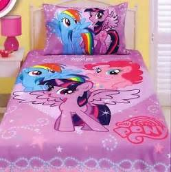 Single Duvet And Pillow My Little Pony Twilight Sparkle Single Us Twin Bed Quilt