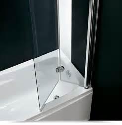 cristallo vasca da bagno tiarch parete in vetro per vasca da bagno