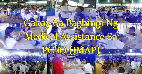 Philippine Charity Sweepstakes Official Website - guide on how to apply for pcso medical assistance ph juander