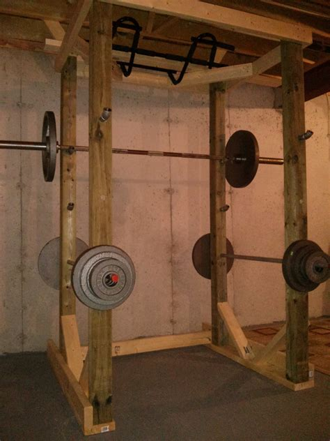 randle home built power rack
