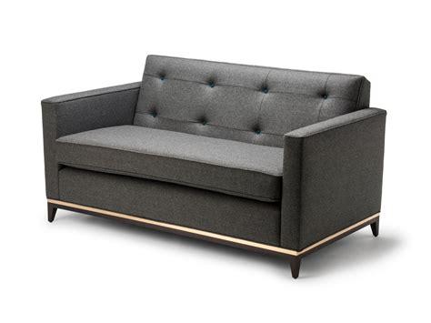single bench cushion sofa gamine two seat sofa amy somerville london