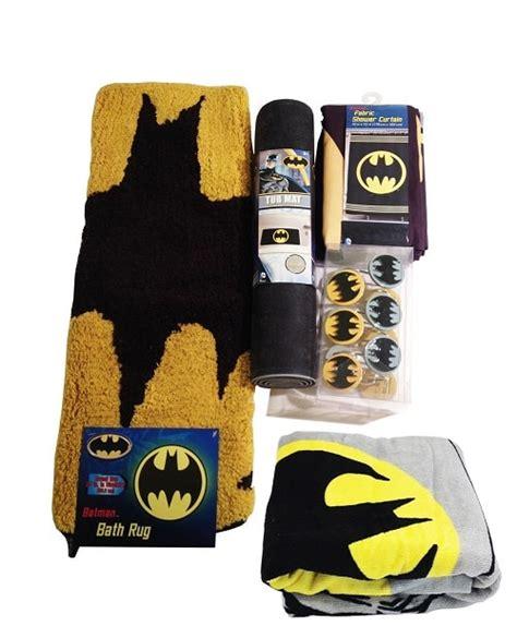 Batman Bathroom Set 5 Most Affordable Batman Bathroom Set With High Quality