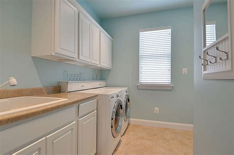 laundry room wall color decor
