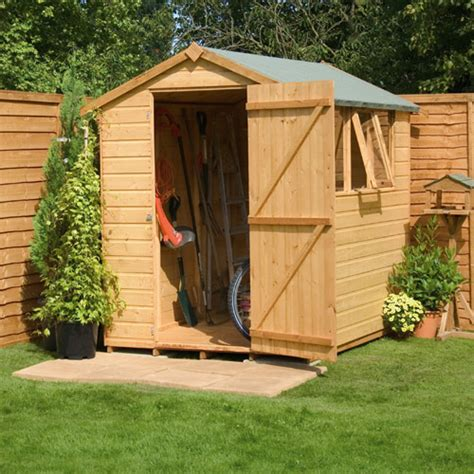 Garden Shed 7x5 by Groundsmen Apex 7x5 Garden Shed Review Compare Prices
