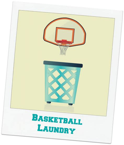 Beautifully Organised Reduce Your Stress Workload By Basketball Laundry