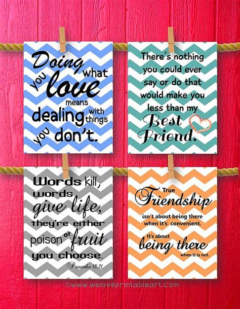 printable friendship poster gifts for best friends gift ideas friendship by