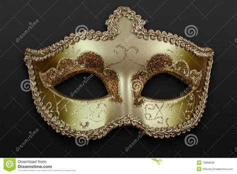 Pibamy Gold Mask Pibamy Time Gold Mask golden mask royalty free stock photos image 13868638