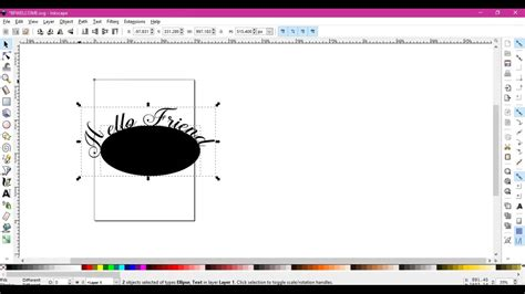 tutorial inkscape path inkscape text type on path type on arch or shape brother