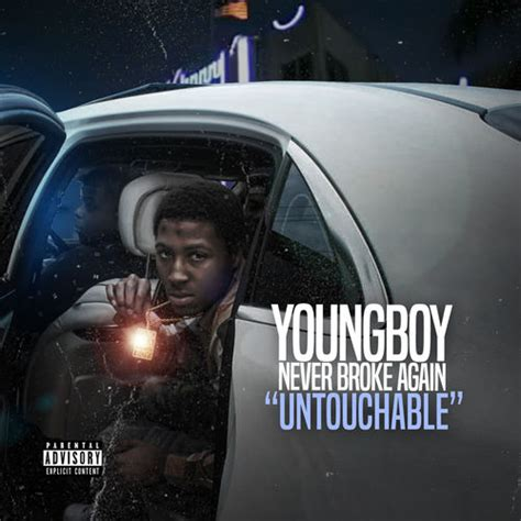 youngboy never broke again merch untouchable single by youngboy never broke again