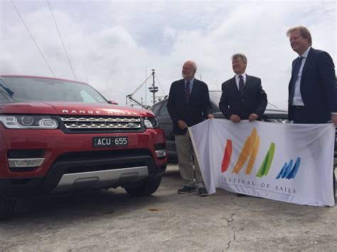 land rover geelong new tack events royal geelong yacht club announces rex