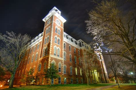 Fayetteville State Mba Ranking by Of Arkansas Admissions Act Scores And More