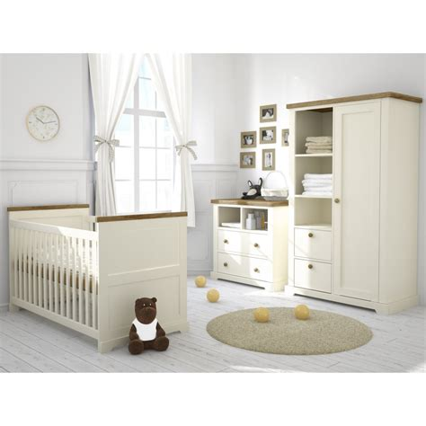 Petite Dreams Siesta Nursery Furniture Set Furniture Sets Nursery