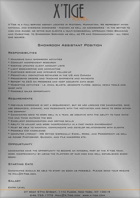 Showroom Assistant Sle Resume by Showroom Assistant Sle Resume Resume Cv Cover Letter Sle Resume For An Ex Offender Http