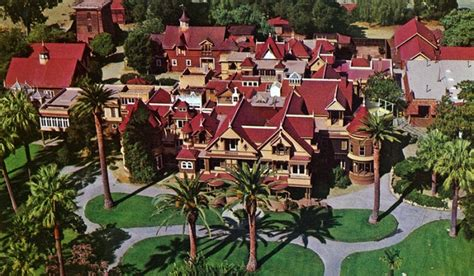 winchester house story winchester mystery house the true story behind the bizarre mansion