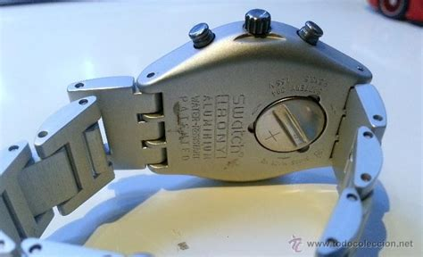 Swatch Ag 2004 swatch irony aluminium water resistant ag 2004 comprar