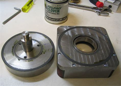 Building A Rotary Table For The Taig Mill Part Three