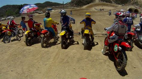 motocross racing in california socal vintage mx 7 6 4 16 at glen helen motocross