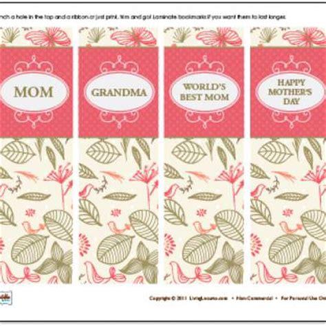 printable mom bookmarks mother s day bookmarks printable bookmarks tip junkie