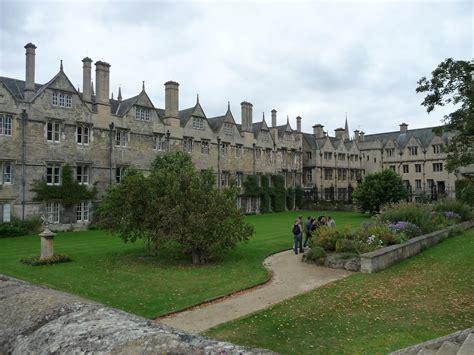 College Work by File Merton College Oxford 3915233867 Jpg Wikimedia