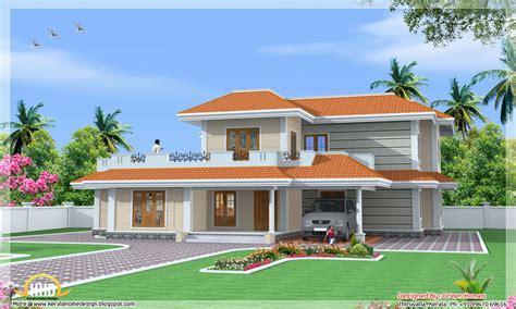kerala model house design kerala 3 bedroom house plans