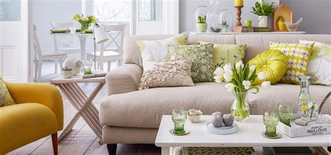 7 yellow and green decorating ideas for every room