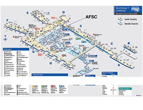 msp map minneapolis airport terminal map laminatoff