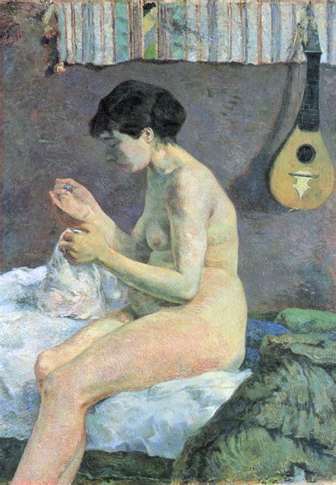 file Paul Gauguin 001  Wikimedia Commons