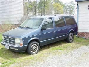 Dodge Caravan 1990 1990 Dodge Grand Caravan For Sale In Midlothian Virginia