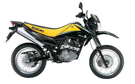 Dr Suzuki by Suzuki Suzuki Dr 125 Sm Moto Zombdrive