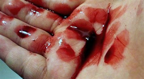 imagenes que lloran sangre explicacion significado de so 241 ar con sangre descubrelo aqu 205