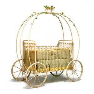 Carriage Baby Crib Cinderella Carriage Crib Every Baby Princess Needs One Of These Extravaganzi