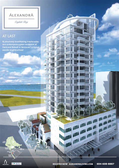 Vancouver Apartment Realtor The Alexandra In Bay Vancouver Gt Luxury Condo