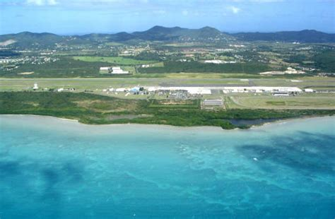 henry  rohlsen airport st croix usvi airlines  st