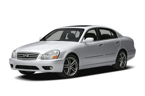 Infinity Auto 2006 by 2006 Infiniti Q45 Overview Cars