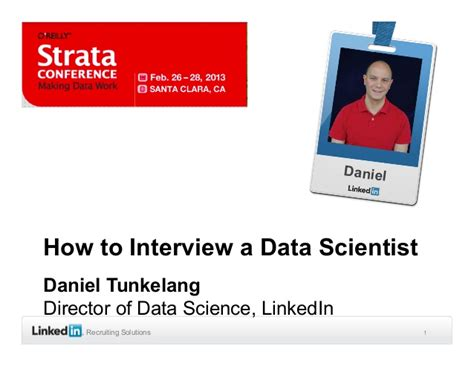 Linkedin Data Science Mba College by How To A Data Scientist